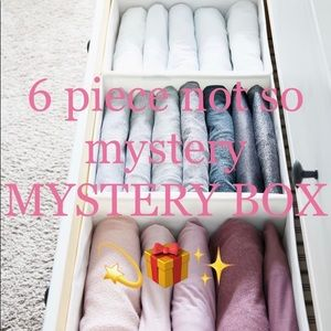 Not so mysterious 6 piece mystery bundle mixed lot